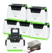 Natures Generator Max 6.7 kWh Power Kit