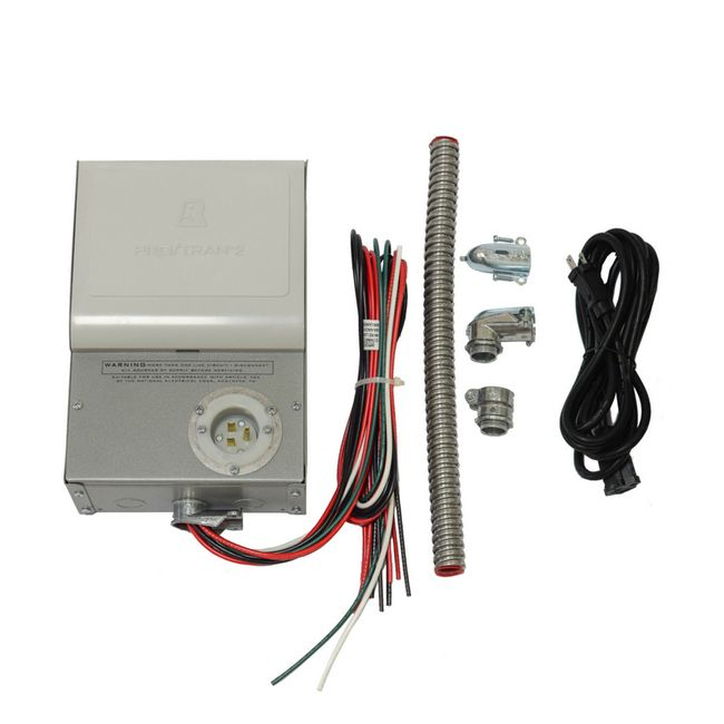 Natures Generator Power Transfer Kit