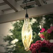 Oversized Tapered Battery Operated Vintage LED Light