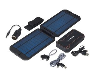 Portable Solar Panels and Chargers