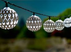 Solar Carnivale String Lights - Professional Series