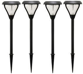 Solar Garden Lights with Stakes