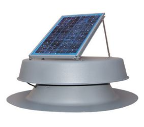Solar Vents, Fans and Skylights