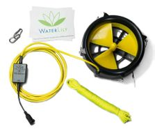 WaterLily Turbine - USB Output