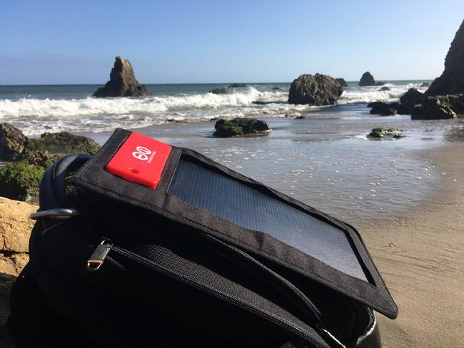 Worlds Fastest 2.7 AMP USB Solar Charger for Phones, Tablets, Cameras and Other USB-A & USB-C Devices