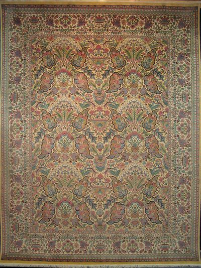 "Arts & Crafts by William Morris: 10'8"" x 8'"