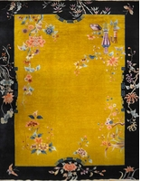 "Dynastie Ming chinoise, circa 1950 : 11'7"" x 8'11"""