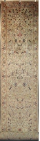 """Isfahan - Arts & Crafts by William Morris: 20'9"""" x 3'1"""""""