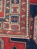 "Semi-Antique Kazakh Rug, circa 1920: 6'6"" x 4'1"""