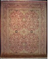 Tabriz Nagshe - Arts & Crafts by William Morris: 12' x 9'2""