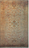 "Qum Antique: 8'4"" x 5'1"""