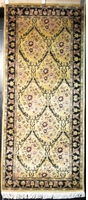"Qum Trellis - Arts & Crafts de William Morris: 6'1"" x 2'8"""
