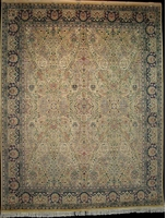 "Tabriz - Arts & Crafts by William Morris: 10'4"" x 8'"
