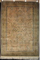 "Tabriz - Arts & Crafts de William Morris: 5'10"" x 4'1"""