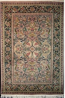 "Tabriz - Arts & Crafts de William Morris: 7'3"" x 4'8"""