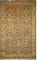 "Tabriz - Arts & Crafts de William Morris: 9'6"" x 6'"