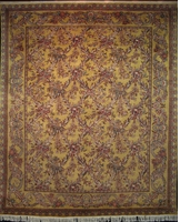 "Tabriz Trellis - Arts & Crafts by William Morris: 10'4"" x 8'3"""
