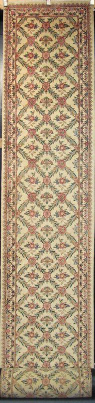 "Tabriz Trellis - Arts & Crafts de William Morris: 25'4"" x 2'7"""