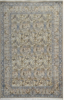 "Tapis Semi-Antique Nain, circa 1955: 8'7"" x 5'5"""