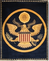 "White House Oval Office Seal: 5'6"" x 4'3"""