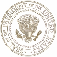 White House Seal Rug