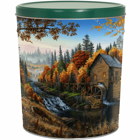 3 1/2 Gal. Autumn Splendor Gift Tin
