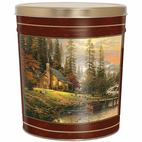 3 Gal. A Peaceful Retreat Gift Tin