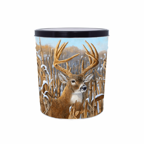 3  1/2 Gal. Crowning Glory Gift Tin