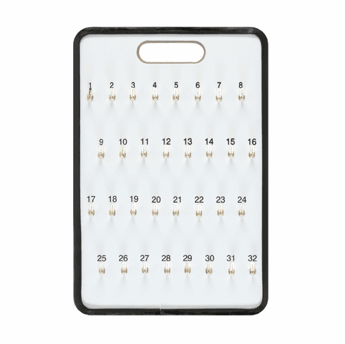 Car Dealer Keyboard 32 Hook