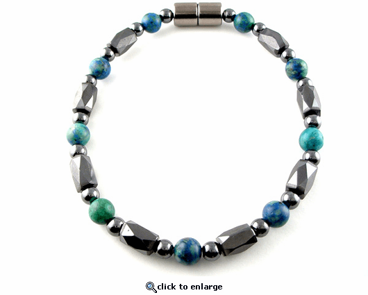 Hematite Magnetic Therapy Necklace Lapis Europa