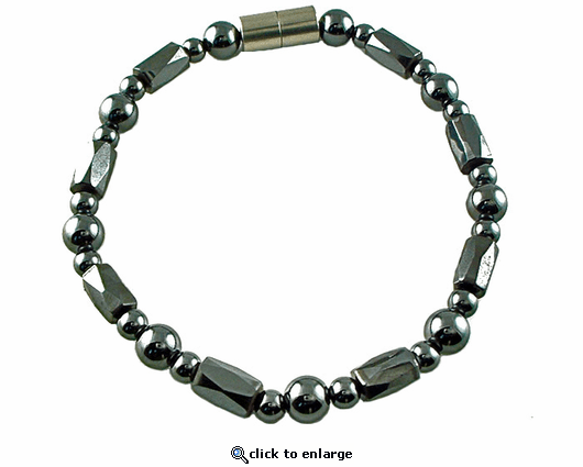 Hematite Magnetic Therapy Necklace Europa