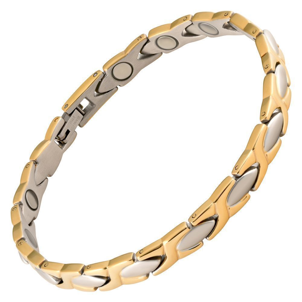 Magnetic Therapy Bracelet Stainless