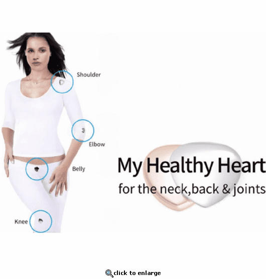 Magnetic Therapy My Healthy Heart Spot Magnet