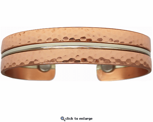 Sergio Lub Copper Magnetic Bracelet Mother Lode 846