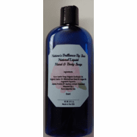 Natures Brilliance By Sue Natural Hand & Body Liquid Soap
