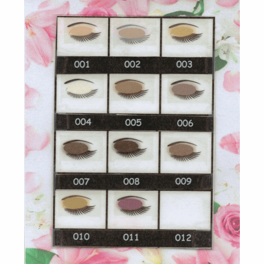 Natures Brilliance By Sue Powdered Mineral Eye Colors Browns