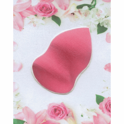 Oblong Blending Sponge Pink