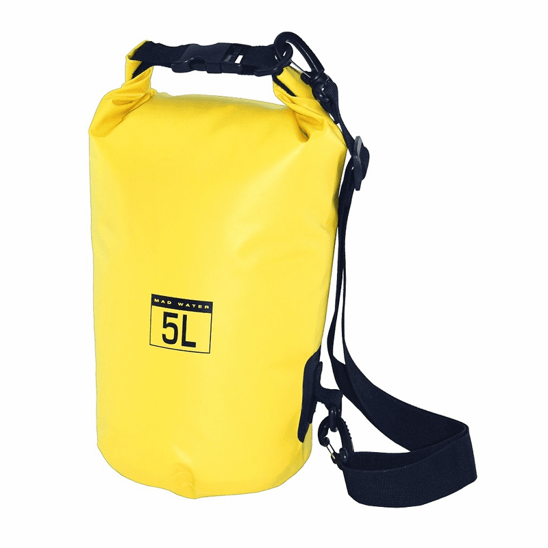 5L Waterproof Dry Bag - Yellow