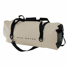 60L Roll-Top Waterproof Duffel - Khaki