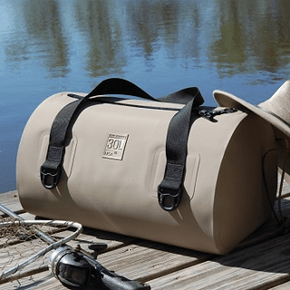 WATERPROOF USA DUFFELS