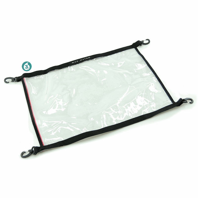 Waterproof Mad Map Case - Large