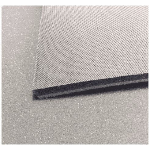 """1/2"""" Thick """"TS Backed"""" Pleating - Sew Foam"""