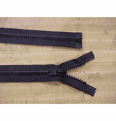 #10 Ready-Made Marine Zippers (Black)