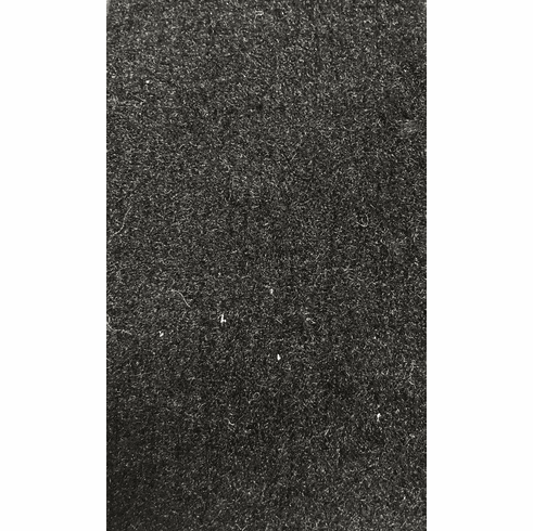 "40"" Black Cut Pile Automotive Carpet"