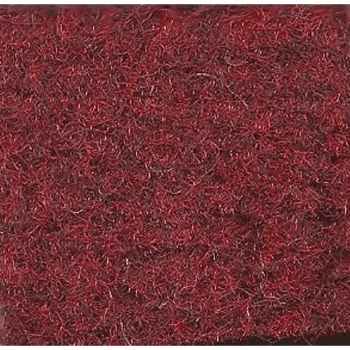 5007 Cardinal Red Cut Pile Automotive Carpet