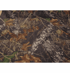 "60"" Wide Mossy Oak Camo Flat Knit Headliner"