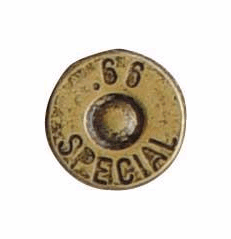 .66 Caliber Decorative Nail Head (Individual)