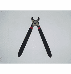"7 1/2"" Straight Handle Hog Ring Plier"