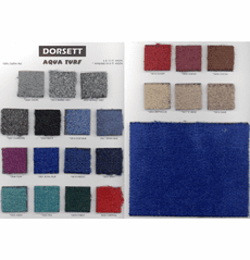 Marine Boat Carpet Vinyl Decking Hulliner Fabric