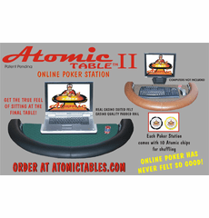 Atomic Tables Online Poker Station